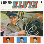 LP - Elvis Presley - A Date With Elvis - HQ-Vinyl