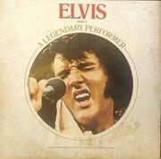 LP - Elvis Presley - A Legendary Performer - Volume 1 - Booklet