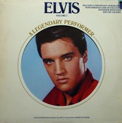 LP - Elvis Presley - A Legendary Performer - Volume 3 - Yellow Translucent, Booklet