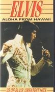 VHS - Elvis Presley - Aloha From Hawaii. 25 Of Elvis' Greatest Hits