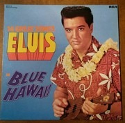 LP - Elvis Presley - Blue Hawaii - CLUB EDITION
