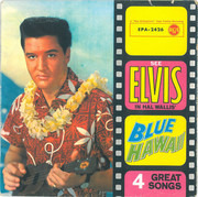 7inch Vinyl Single - Elvis Presley - Blue Hawaii
