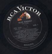 LP - Elvis Presley - Blue Hawaii - MONAURAL