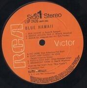 LP - Elvis Presley - Blue Hawaii - Philippinean Pressing