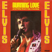 LP - Elvis Presley - Burning Love And Hits From His Movies Vol. 2
