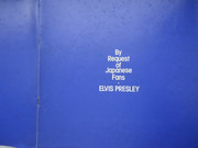 LP-Box - Elvis Presley - By Request Of Japanese Fans - Box-Set w/ OBI