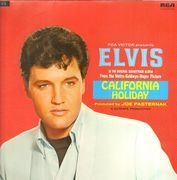 LP - Elvis Presley - California Holiday OST