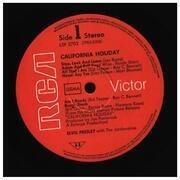 LP - Elvis Presley - California Holiday OST