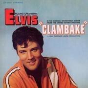 LP - Elvis Presley - Clambake - =Remastered=