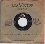 7inch Vinyl Single - Elvis Presley - Do The Clam / You'll Be Gone - Label Variation