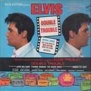 LP - Elvis Presley - Double Trouble - + Original Elvis Photo
