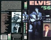 VHS - Elvis Presley - Elvis '56. In The Beginning