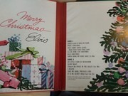 LP - Elvis Presley - Elvis' Christmas Album - Original Mono