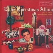 LP - Elvis Presley - Elvis' Christmas Album - Original US