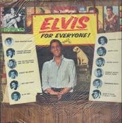 LP - Elvis Presley - Elvis For Everyone! - OG MONO US