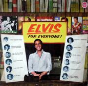 LP - Elvis Presley - Elvis For Everyone! - 3rd Edition