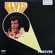 Double LP - Elvis Presley - Elvis Forever - Canada