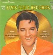 LP - Elvis Presley - Elvis' Gold Records Volume 4