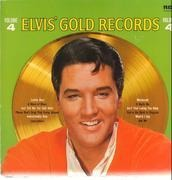 LP - Elvis Presley - Elvis' Gold Records Volume 4