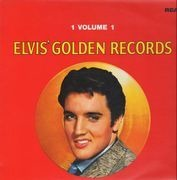 LP - Elvis Presley - Elvis' Golden Records Volume 1