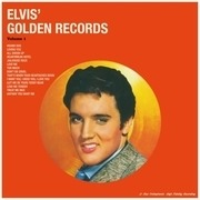 LP - Elvis Presley - Elvis' Golden Records Volume 1 - 180g