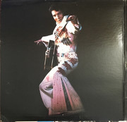 Double LP - Elvis Presley - Elvis In Concert - PRC Pressing