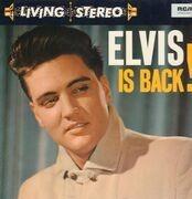 LP - Elvis Presley - Elvis Is Back!