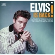 LP - Elvis Presley - Elvis Is Back! - LTD.180G AUDIOPHILE VINYL/DMM-MASTERING/4 BONUS T