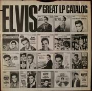 LP - Elvis Presley - Elvis Now - Indianapolis Pressing