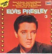 Double LP - Elvis Presley - Elvis Presley 3 - Europa
