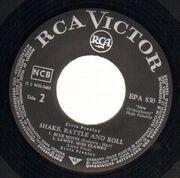 7inch Vinyl Single - Elvis Presley - Elvis Presley