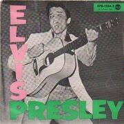 7inch Vinyl Single - Elvis Presley - Elvis Presley - mono