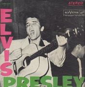 LP - Elvis Presley - Elvis Presley - Matrix Variation