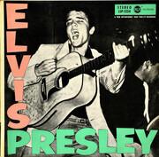 LP - Elvis Presley - Elvis Presley