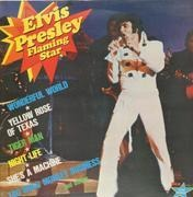 LP - Elvis Presley - Elvis Sings 'Flaming Star'
