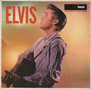 LP - Elvis Presley - Elvis, Same, 2nd album