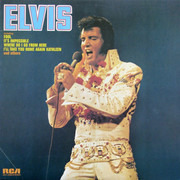 LP - Elvis Presley - Elvis - Still sealed