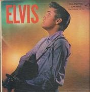 LP - Elvis Presley - Elvis - '...and give yourself a treat!' - Back Cover