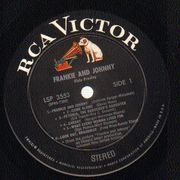 LP - Elvis Presley - Frankie And Johnny