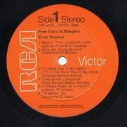 LP - Elvis Presley - From Elvis In Memphis - Incl. PHOTO