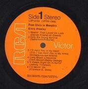 LP - Elvis Presley - From Elvis In Memphis