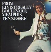 LP - Elvis Presley - From Elvis Presley Boulevard, Memphis, Tennessee