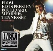 CD - Elvis Presley - From Elvis Presley Boulevard, Memphis, Tennessee