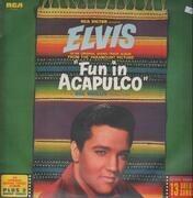 LP - Elvis Presley - Fun In Acapulco