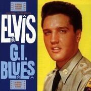 LP - Elvis Presley - G.i. Blues - =Remastered=