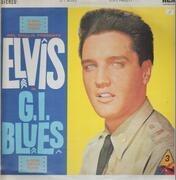 LP - Elvis Presley - G.I. Blues