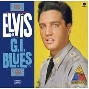 LP - Elvis Presley - G.I. Blues - +1 BONUS TRACK