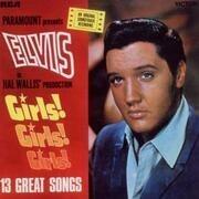 LP - Elvis Presley - Girls! Girls! Girls! - .. =REMASTERED= 180 GRAM AUDIOPHILE VINYL