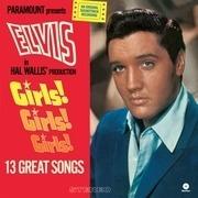 LP - Elvis Presley - Girls! Girls! Girls! - HQ-Vinyl