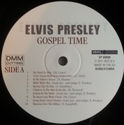 LP - Elvis Presley - Gospel Time - FT. THE JORDANAIRES